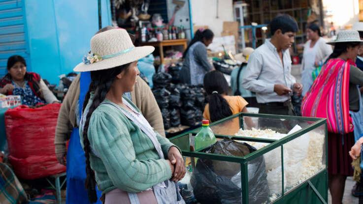 Consultoría GWP Capacitación en género y cambio climático en Ecuador
